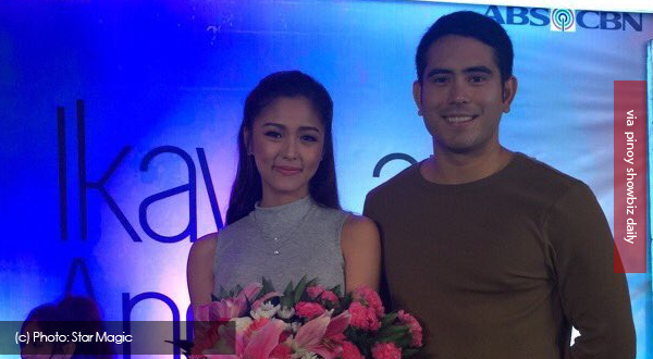 "Kim Chiu and Gerald Anderson reunite in new ABS-CBN series ""Ikaw Lang Ang Iibigin"""