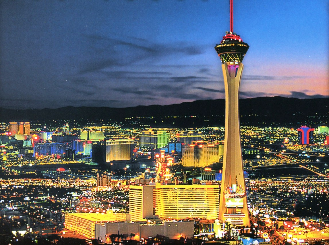 Stratosphere casino hotel tower restaurant symptoms of bad ram slot