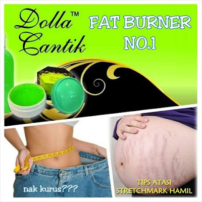 Dolla Cantik Murah - Gel Kurus + Strech Mark