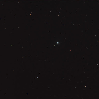 double star HR 8025 in colour