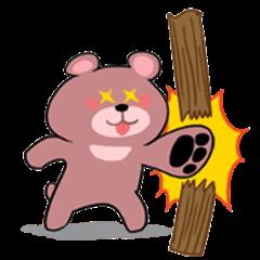 Funny Bear Animated