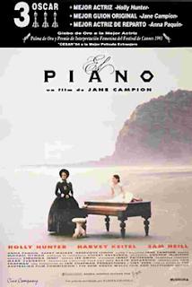 El piano en el cine