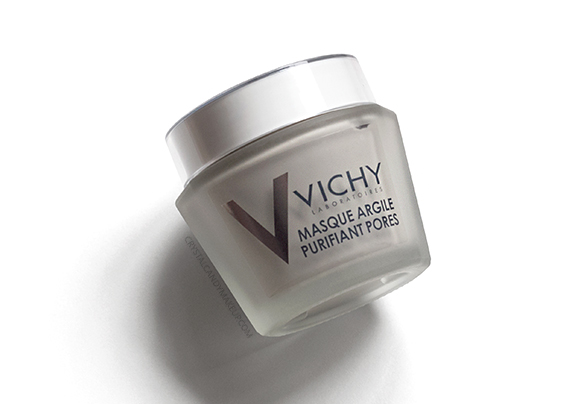 Vichy Mineral Face Mask Review Pore Purifying Clay Bentonite Kaolin
