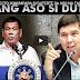 Sen. Ralph Recto Ikinumpara Si Duterte Sa Aso Na Tahol Ng Tahol