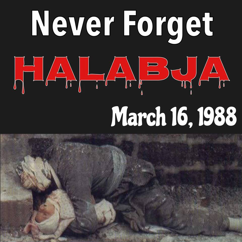 Halabja Massacre: Thousands Died In Ten Minutes