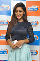 Shravya in skirt and tight top at Vana Villu Movie First Song launch at radio city 91.1 FM ~  Exclusive 08.JPG