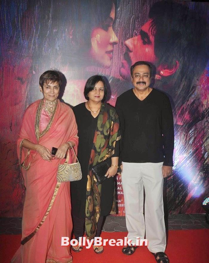 Deepa Sahi, Supriya, Sachin Khedekar, Photos from 'Rang Rasiya' Premier