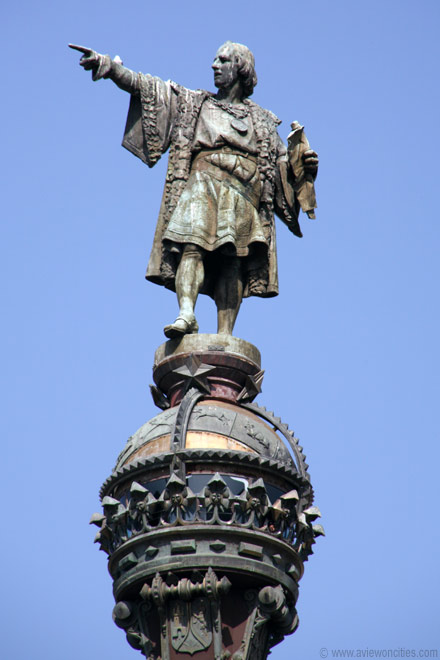 Columbus Monuments Worldwide