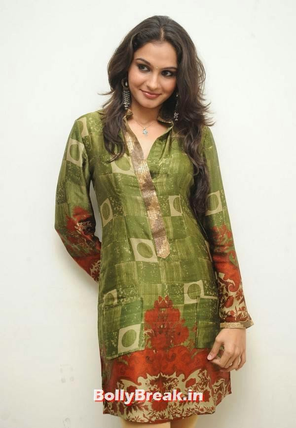, Andrea Jeremiah Photo gallery august 2014