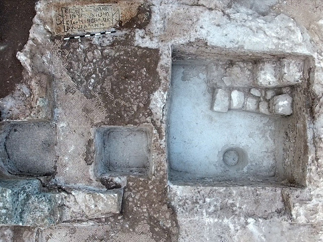 1,600-year-old estate of wealthy Samaritan unearthed in Israel