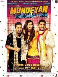 Mundeyan Ton Bachke Rahin (2014) Punjabi Movie 300mb HDRip