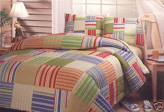 Pottery Barn Kids Bright Stripes Bedding Decor Look Alikes