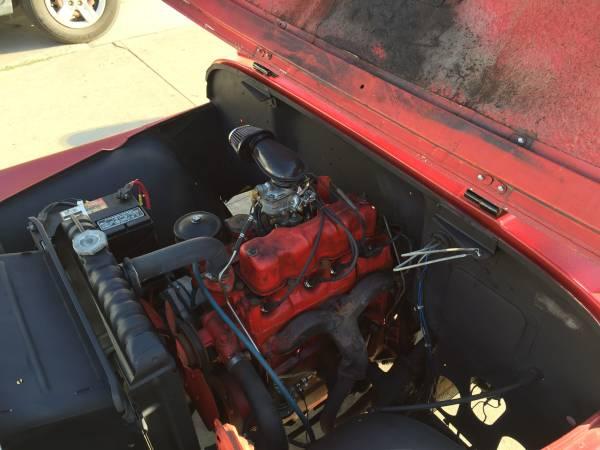 Daily Driver 1959 Jeep Willys Cj6 4x4 Auto Restorationice