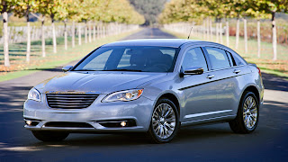 Dream Fantasy Cars-Chrysler 200 Sedan 2013