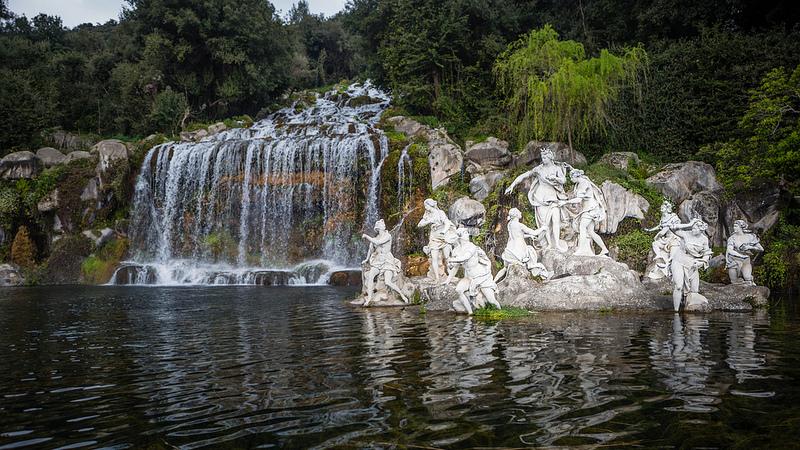 Fontana Reggia Caserta