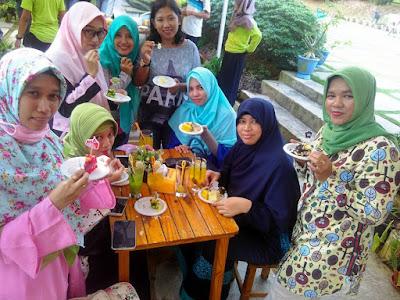 Cake Pinang Paleo Oleh-Oleh Kota Tanjungpinang