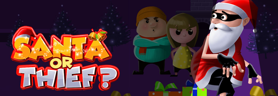 Santa or Thief Online Game Play Now