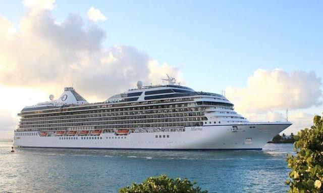 Sete navios atracam no Pier Mauá de 13 a 19 de dezembro
