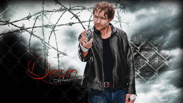 Dean Ambrose Hd Wallpaper Free Download