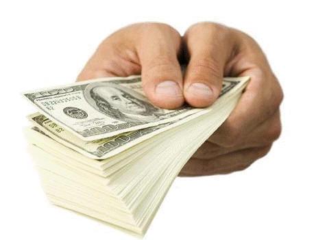 Resultado de imagen de reparto de dinero