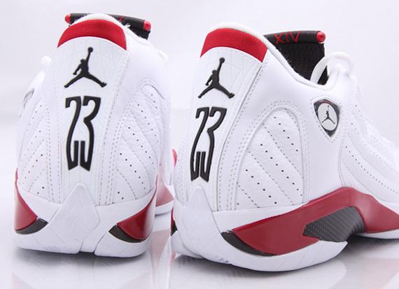 best loved 4164f 28c6f Air Jordan XIV Retro x White   Sport Red