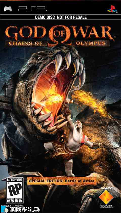 Download God Of War: Chains Of Olympus [CSO/ISO]