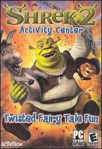 Descargar gratis el juego Shrek 2 Activity Center Twisted Fairy Tale Fun para pc español.