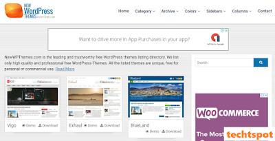 Free WordPress Themes   NewWpThemes