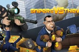 Snipers vs Thieves Apk Mod v1.4.13701 (Unlimited Gold)
