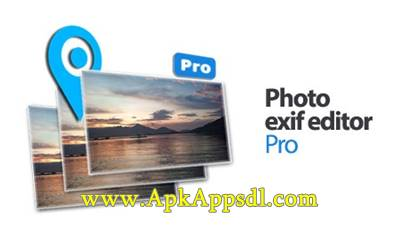 Download Photo Exif Editor Pro Apk v1.5.1 Latest Version