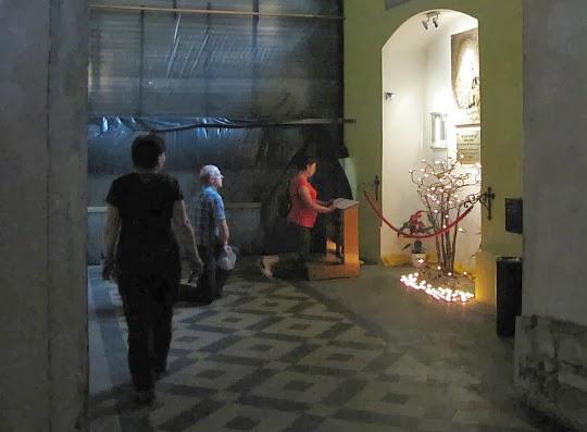 Kaplica Jana Pawła II.