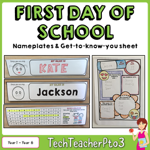 first day of school, teachers pay teachers, teachers, teacher, school, student, back to school