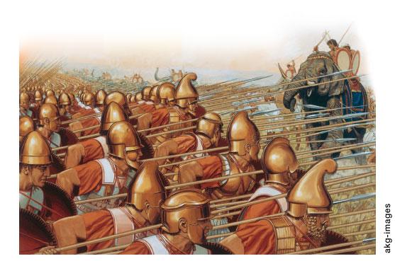 Date of Mahabharata War as per Greek Records