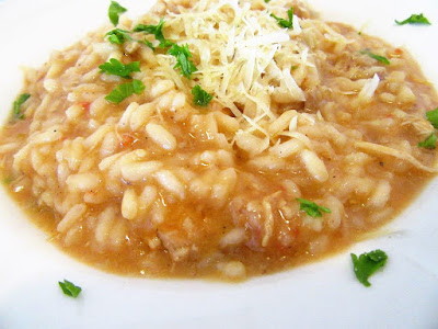 Pileći rižot / Chicken risotto