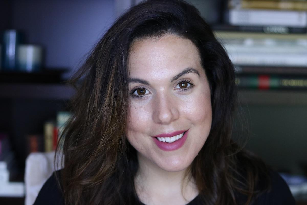 Aleesha Harris easy everday makeup tutorial blogger