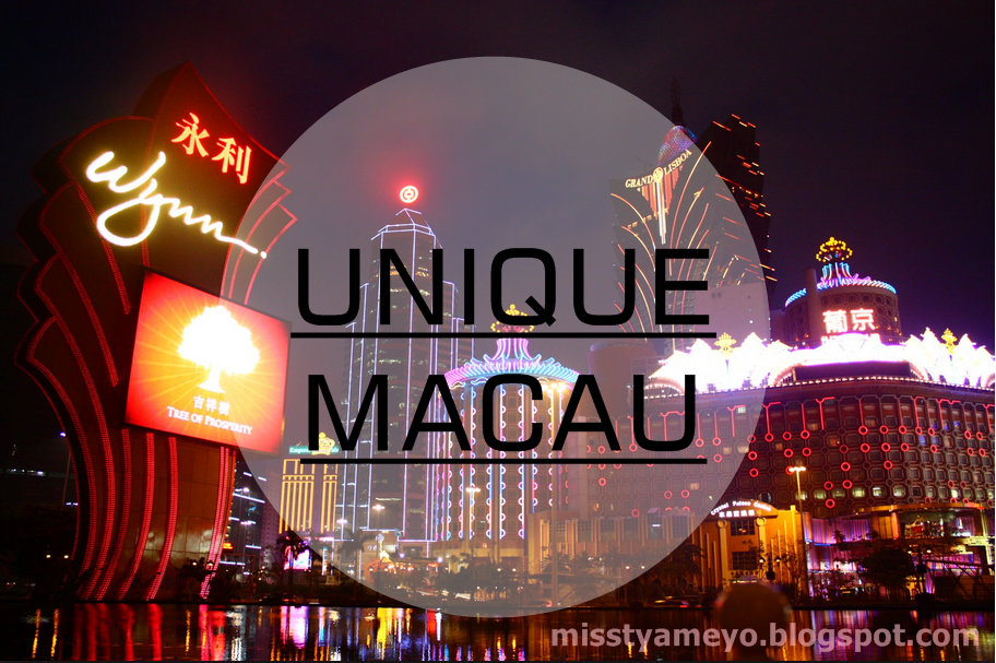 Keunikan Macau sebagai Destinasi Liburan untuk Kamu