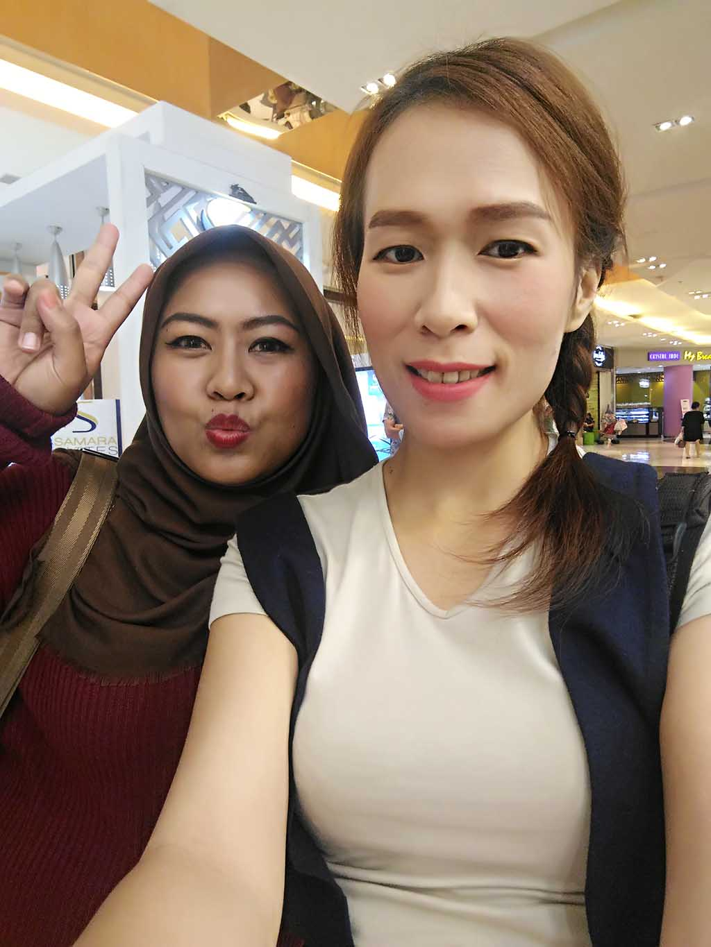 Foto Bareng Beauty and Lifestyle Blogger Indonesia