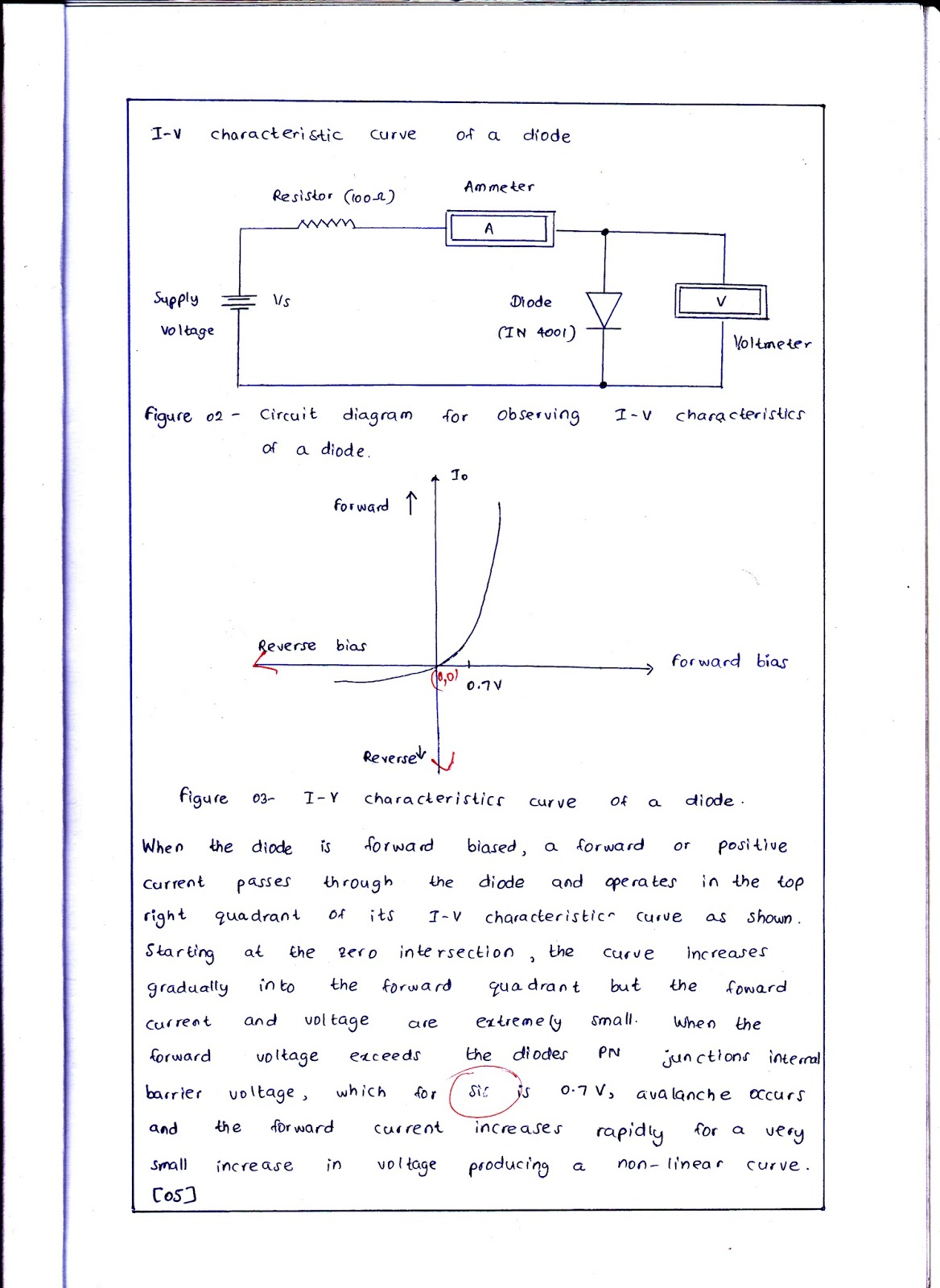 Electronics Practical Reports The Circuits Can Be Used Anywhere A Power Zener Diode Function Would Name Investigation Of And Characteristics Using Electronic Workbench Software