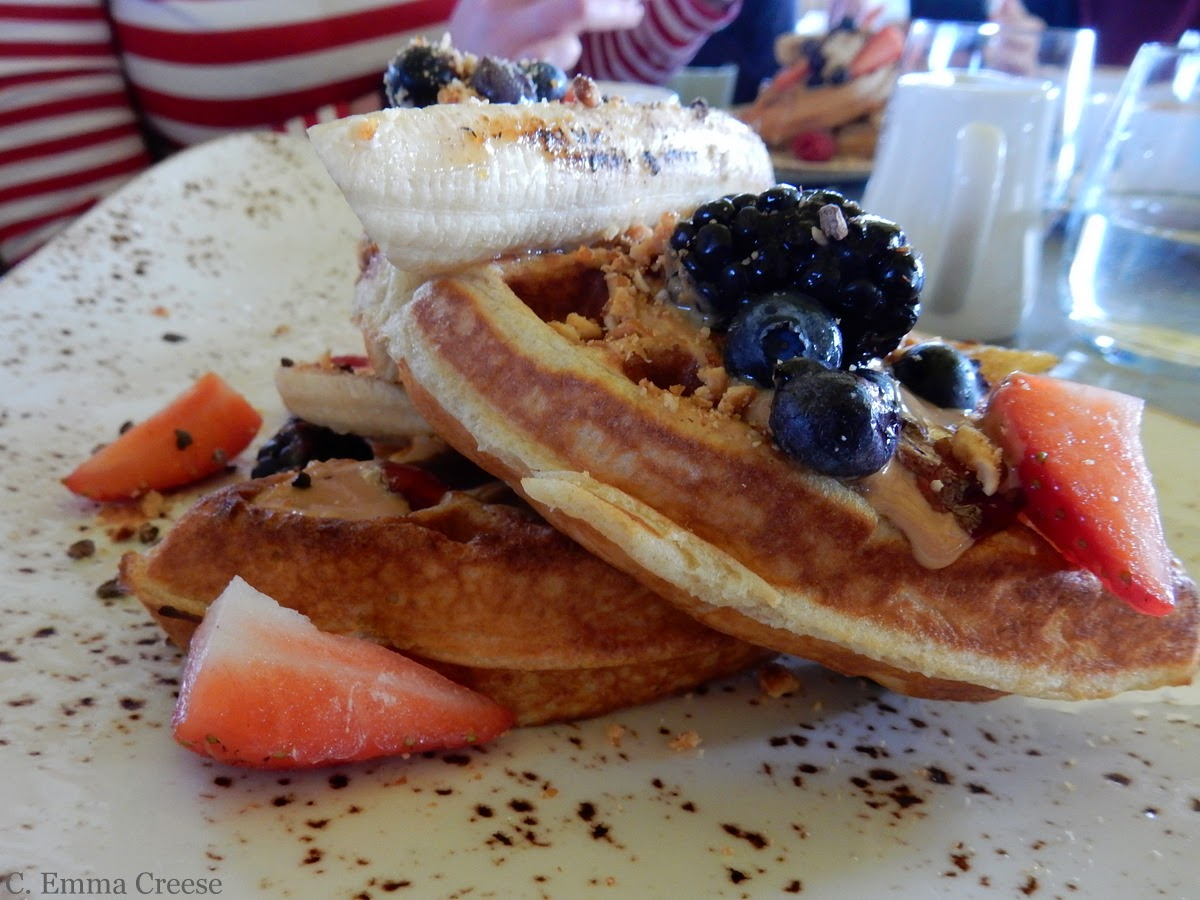 Duck and Waffle - restaurant review