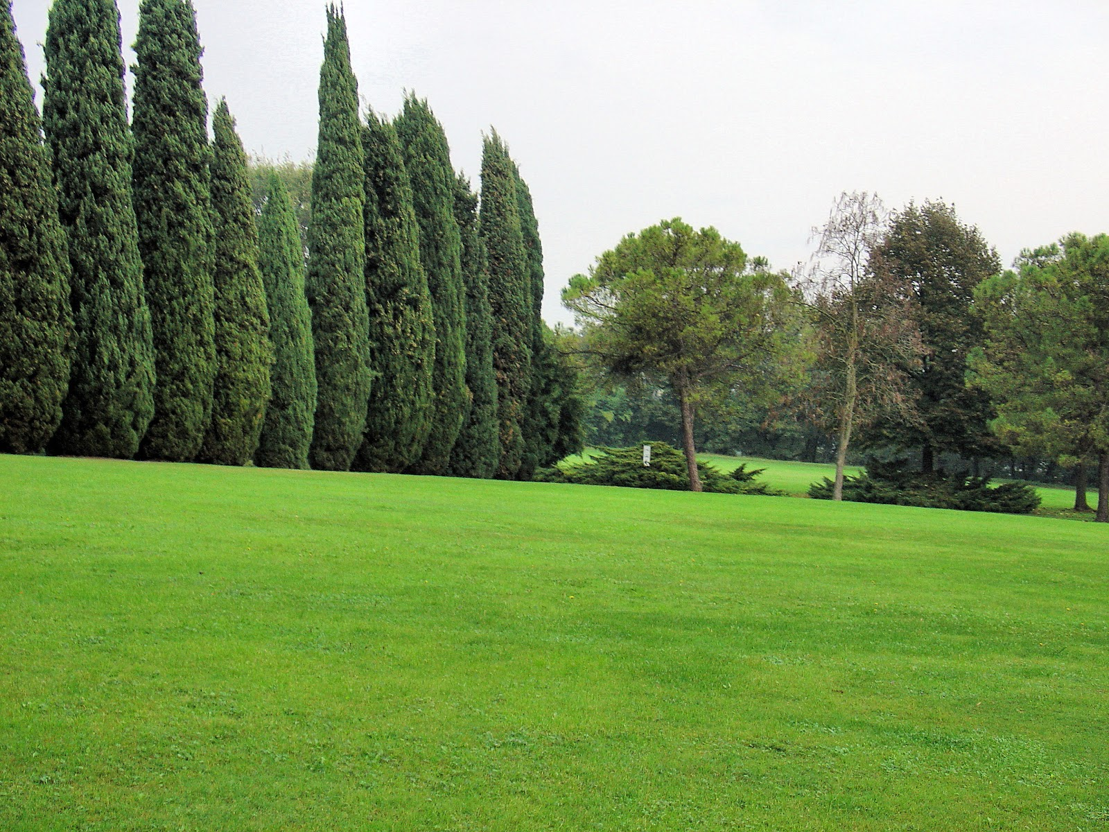 The Great Lawn at Parco Sigurtà Giardino.