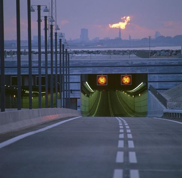 Ketahui Terowong Bawah Air Di Denmark