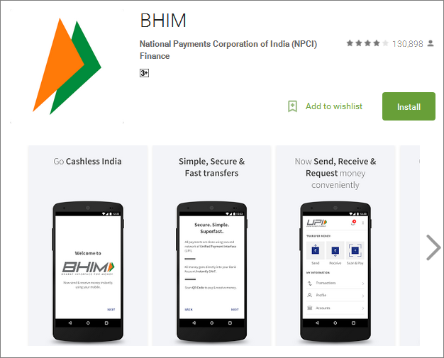 Alert! Install the BHIM app only from official app stores   Ankit