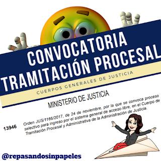 convocatoria-oposiciones-justicia-2017