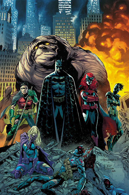 batman family dc comics