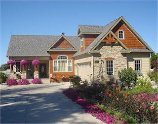 American Embraced Craftsman House Plans