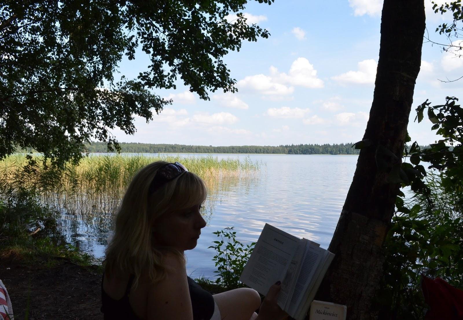 Moje Podróże Literackie Wakacje W Literaturze