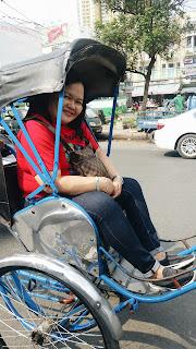 Vietnam Rickshaw