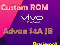 Download Dan Install Custom ROM Vivo Funtouch Advan S4A Jelly Bean