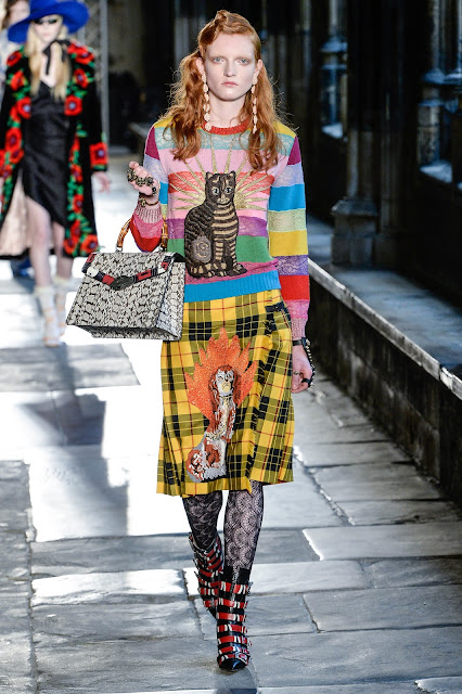 Gucci Resort 2017 Collection Photos - Cool Chic Style Fashion