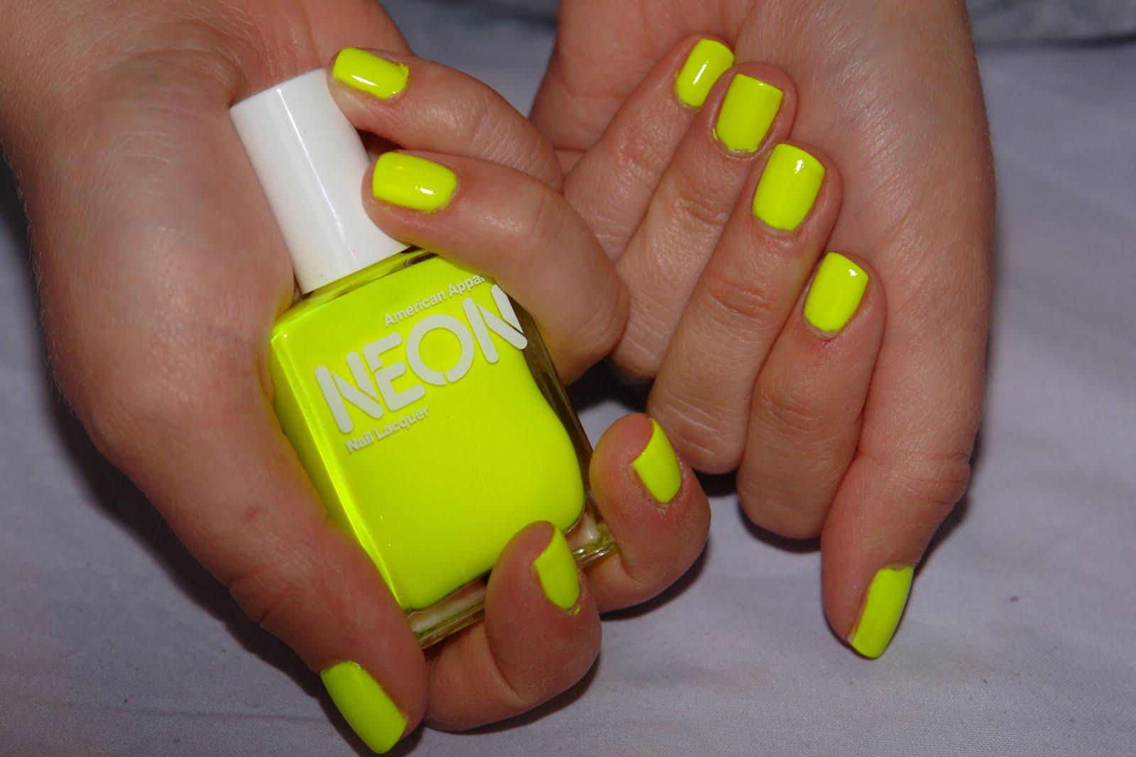 Yellow Nail Polish Designs | Nail Designs, Hair Styles ...